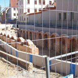 Grabung Alte Stadtschule