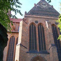 Giebel Nicolaikirche